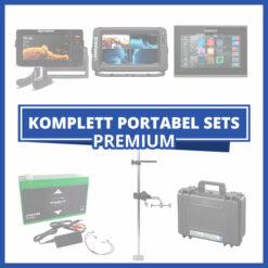 "Komplett Portable Echolot-Sets ""Premium"""