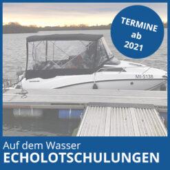 Schulungen auf dem Boot Deutschlandweit