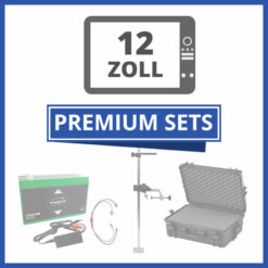 "Komplett Portable Echolot-Sets ""Premium"" - 12 Zoll"
