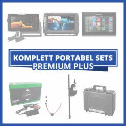 """Komplett Portable Echolot-Sets """"Premium Plus"""""""