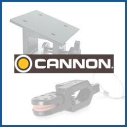 Cannon Downrigger Zubehör