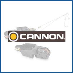 Cannon Downrigger Klemmen (Release Clips)