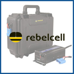 RebelCell Outdoorboxen