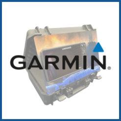 Umbau-Blenden für Garmin Echolote