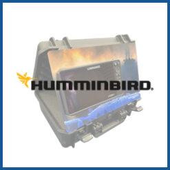 Umbau-Blenden für Humminbird Echolote
