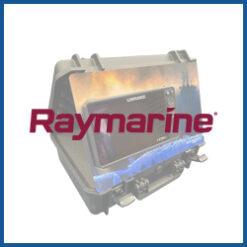 Umbau-Blenden für Raymarine Echolote