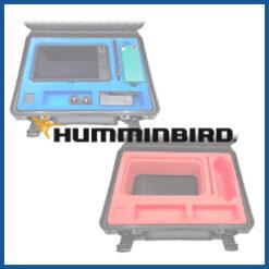 Humminbird 7 Zoll Hartschaumstoff-Einsätze