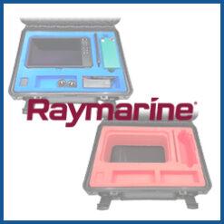 Raymarine 9 Zoll Hartschaumstoff-Einsätze