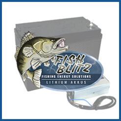 FISHBLITZ Angel-Akkus